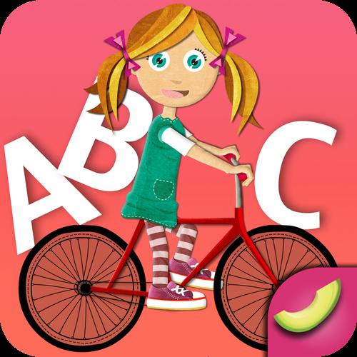 Avokkido ABC Ride: γνωριμία με το αγγλικό αλφάβητο.