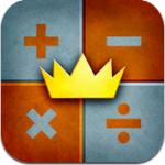 Βασιλιάς των Μαθηματικών: ένα διασκεδαστικό παιχνίδι αριθμητικών πράξεων.